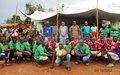 Bouar, Birao, Ndele, Obo : la Journée des Nations Unies célébrée sous le signe de la paix