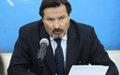 RCA : la MINUSCA au centre d'un échange entre l'ONU et les media