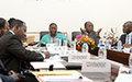 Réunion de la Commission de suivi de l'application de l'Accord de cessation des hostilités
