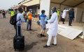 Coronavirus : Un dispositif de contrôle des passagers en marche à l'aéroport de Bangui