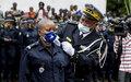 500 nouvelles recrues rejoignent les rangs des forces de sécurité intérieure centrafricaines