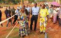 Une « sortie préfectorale » pour promouvoir la paix dans la  Mambéré-Kadéi