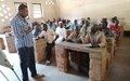 Birao : dialoguer entre leaders communautaires pour faire face aux défis multiples