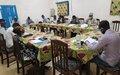 Kaga Bandoro : le Comité local paix et de réconciliation fait le bilan de ses activités