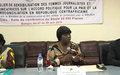 Vulgariser l'Accord de paix en tant que femmes journalistes ou bloggeuses
