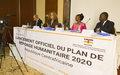 Le gouvernement et la communauté internationale préparent un plan d'action humanitaire pour 2020