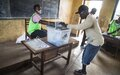 Calm in Bangui as Central Africans head to the polls