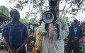 Maloum (Ouaka) dit non à la violence intercommunautaire