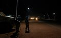 « Jaga Malam »: une patrouille nocturne avec l'Unité de police constituée indonésienne de la MINUSCA (Reportage)