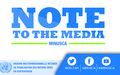 L'ONU réaffirme l'importance du processus politique comme solution à la crise en Rca
