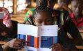 La bibliothèque de la Faculté de droit de Bangui fait peau neuve