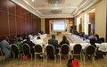 Le Conseil économique et social à l'école de la Réforme du secteur de sécurité