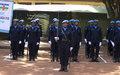 La contribution du Rwanda à la paix en RCA reconnue à travers 428 officiers de sa police