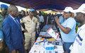Les centrafricains et l'ONU ensemble pour la paix et le développement de la RCA