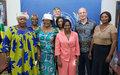 Les « femmes leaders » plaident pour leur implication dans l'Initiative Africaine pour la paix en RCA