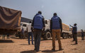 Arrivée à Bangui du premier convoi humanitaire en provenance du Cameroun