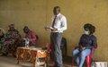 Davantage de sensibilisateurs pour la cohésion sociale dans le 3earrondissement de Bangui