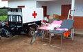 Des infrastructures et équipements pour soulager les communautés de Bawi et Kounde