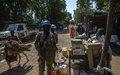 Birao : ''Nos initiatives ont contribué à réduire la tension entre les groupes ethniques'' (Irène Kouassi, Cheffe du Bureau de la MINUSCA)