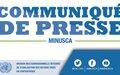 La MINUSCA lance deux nouvelles opérations de protection et sécurisation dans la région centre de la RCA