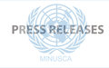 MINUSCA condemns Monday incidents in Bangui