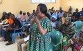 Plaidoyer pour la mise en place rapide des mécanismes locaux de suivi dans la Nana-Mambéré