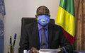 Message du Représentant spécial du Secrétaire général des Nations Unies en République centrafricaine à l'occasion de la Journée des droits de l'homme