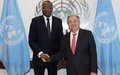 United Nations Secretary-General appoints Mr. Mankeur Ndiaye of Senegal  as Special Representative for the Central African Republic