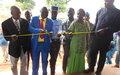 Un meilleur cadre de travail pour les gendarmes de Baoro