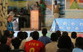 Plus de 70 enfants sortis des rangs des « Anti Balaka » pour leur réinsertion