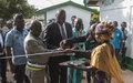 Un meilleur cadre de travail pour la Mairie du 5ème Arrondissement de Bangui