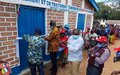 Covid-19: Un centre d'isolement et de traitement temporaire pour les populations de Boungou1