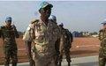 (VIDEO) Le Commandant de la Force, Gal Balla Keita, en visite d'évaluation opérationnelle à Bocaranga