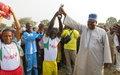 Un match de football pour consolider les bases de la cohésion sociale à Yelewa