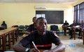 Des volontaires centrafricains outillés pour lutter contre le COVID-19