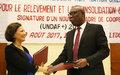 Un nouveau cadre de coopération entre l'ONU et la RCA pour le relèvement et la consolidation de la paix