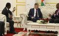 La situation sécuritaire et politique au cœur de la visite en RCA du chef des opérations de maintien de la paix
