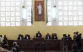 La MINUSCA appuie l'organisation la première session criminelle post-crise