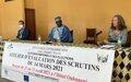 Elections en RCA: Les acteurs font le bilan des législatives
