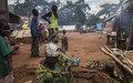 Les civils ont besoin de protection et d'assistance, selon la Coordonnatrice humanitaire de l'ONU
