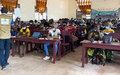Mambéré-Kadéi : Les femmes de Berberati s'engagent à participer aux élections locales