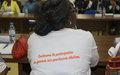 Les femmes centrafricaines analysent les contours de leur engagement dans les élections prochaines