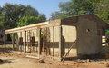 Ndélé – Le bâtiment de la Gendarmerie nationale se refait une peau neuve