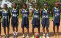 Le sport au service de la paix et du développement
