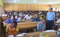 La deuxième phase du recrutement des 150 agents pénitentiaires civils se poursuit