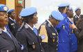 L'ONU décore 58 casques bleus burkinabè de sa médaille de la paix