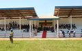 Le Stade municipal et l'Ecole Application Garçon de Bambari de nouveau opérationnels