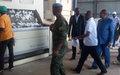Le président Touadera s'engage dans la relance de la filière coton à Bosssangoa