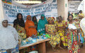 A Bambari, les femmes veulent redynamiser l'économie locale à travers le marché central