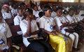 Bossangoa : l'autonomisation de la femme comme facteur de cohésion sociale